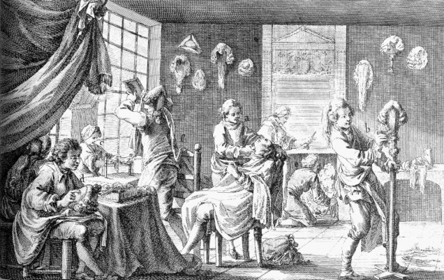 diderot-wig-making